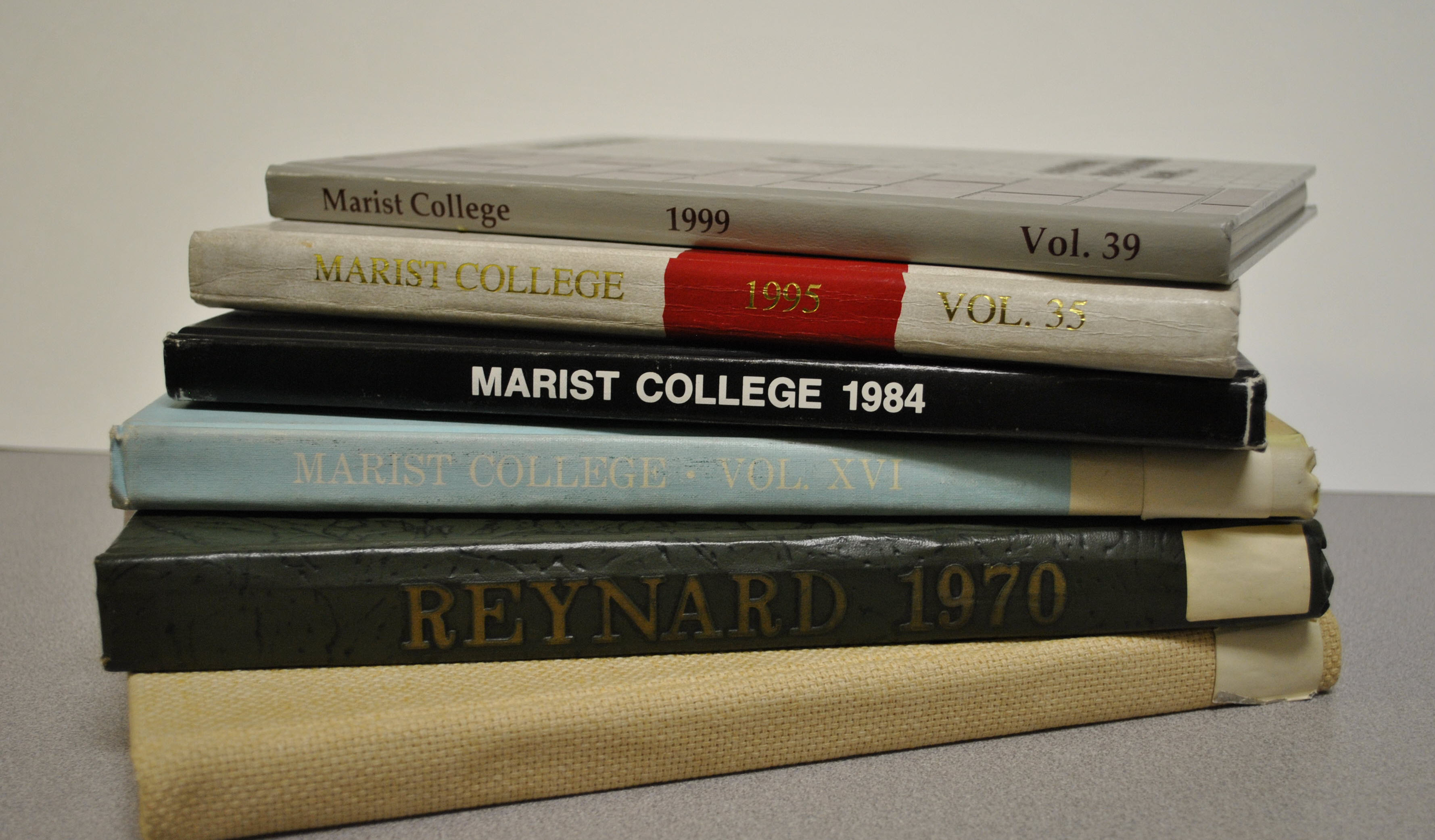 Marist yearbooks