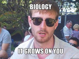 Biology Man