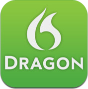 Dragon Dictation logo