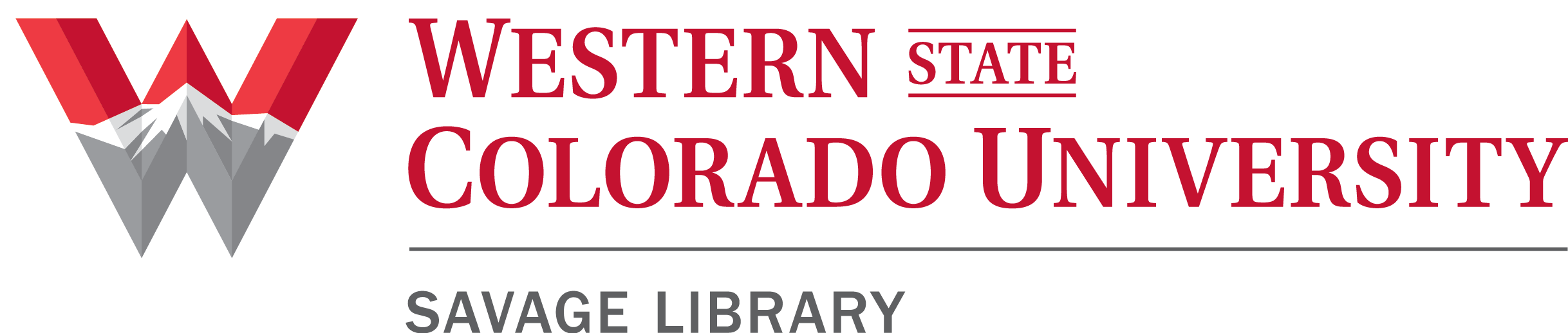 WSCU Savage Library Logo