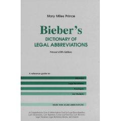 Bieber's Dictionary