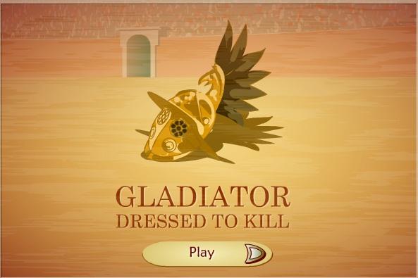 Gladiator Dressed to Kill
