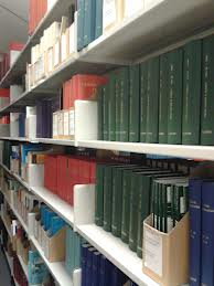 Picture of printed journals