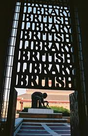 British Library at St. Pancras