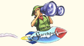 Searchpath opening page