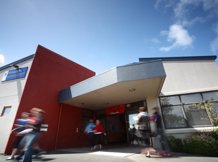 Southland Education Library | Otago University Southland Campus