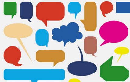Speech Bubbles - The Civic Commons on Flickr