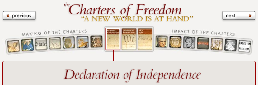 ChartersofFreedom