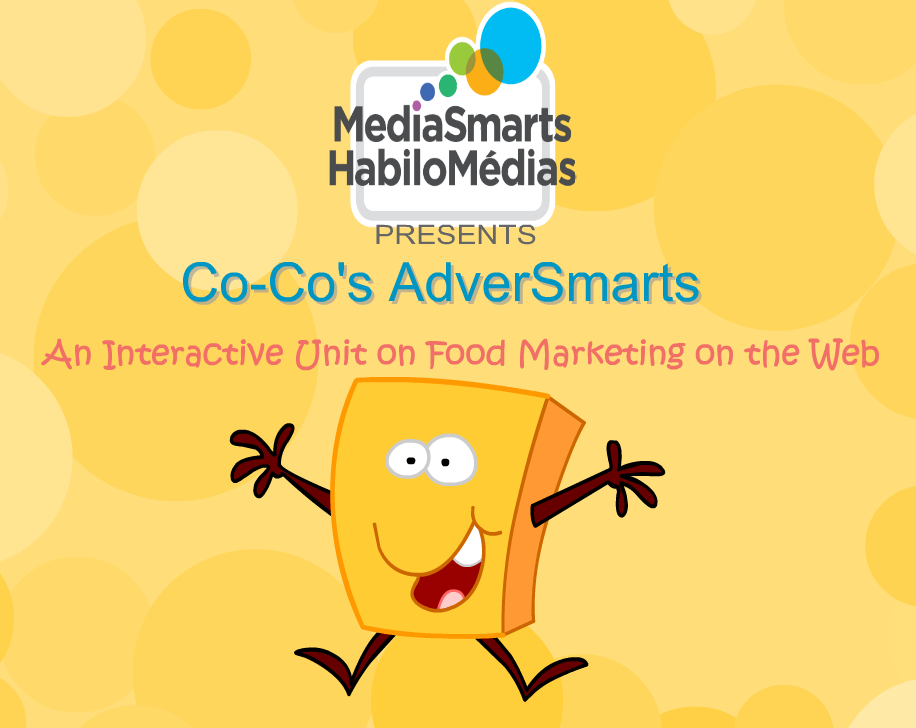 Co-Co's AdverSmarts game for advertising literacy