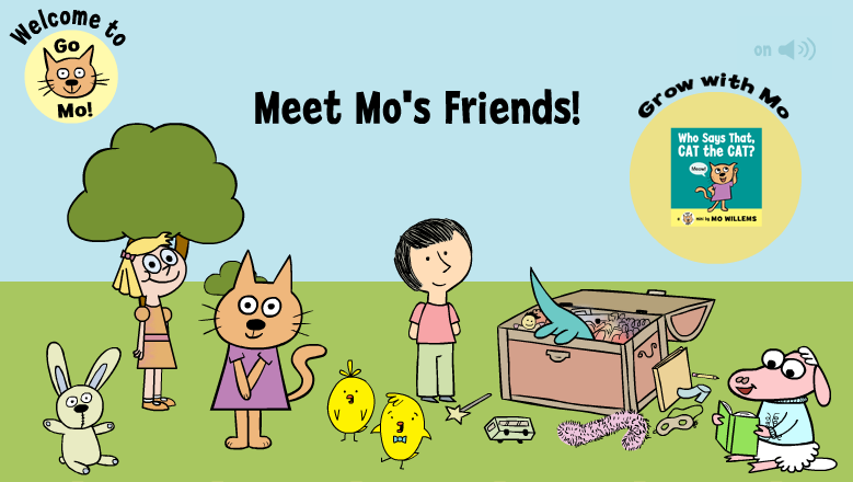 Go Mo! - Mo Willems