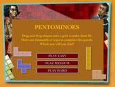 pentaminoes