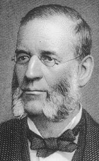 An image of Austin Flint (1812-1886), physician, medical educator.