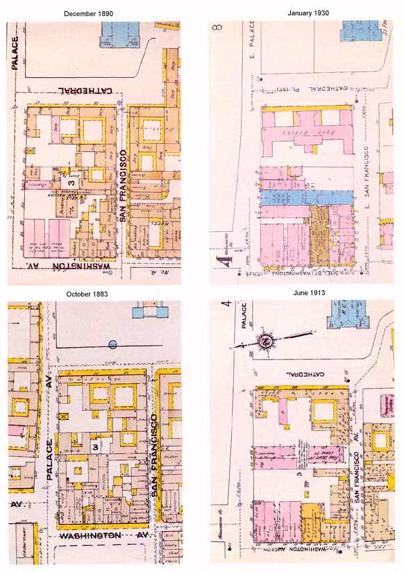 Examples of Sanborn Maps
