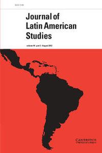 Journal of Latin American Studies cover