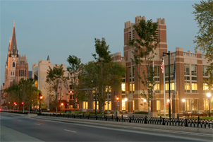 Raynor Library