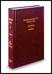 Massachusetts Practice book