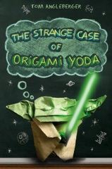 Cover of The Strange Case of Origami Yoda