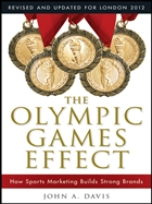 The Olympic Games Effect book cover