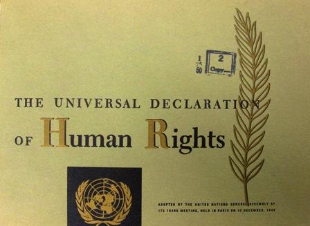 UN Universsal Declaration