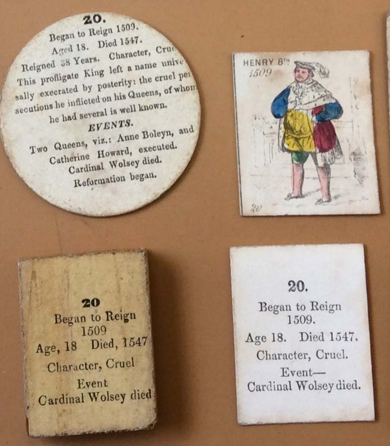 More interpretations of the character and achievements of Henry VIII from the Ballam Collection