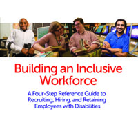 Image links to Building an Inclusive Workforce publication