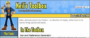 Neil's toolbox