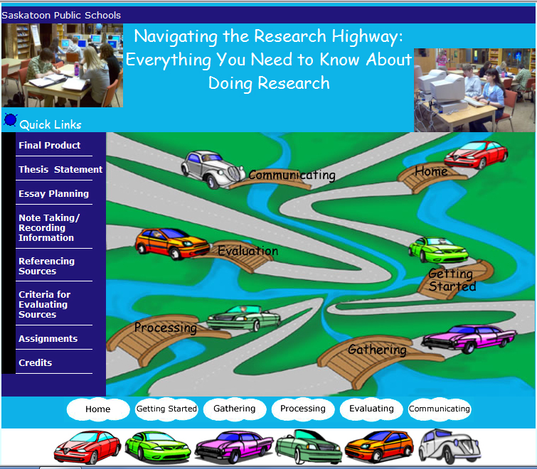 Navigating the Research Highway