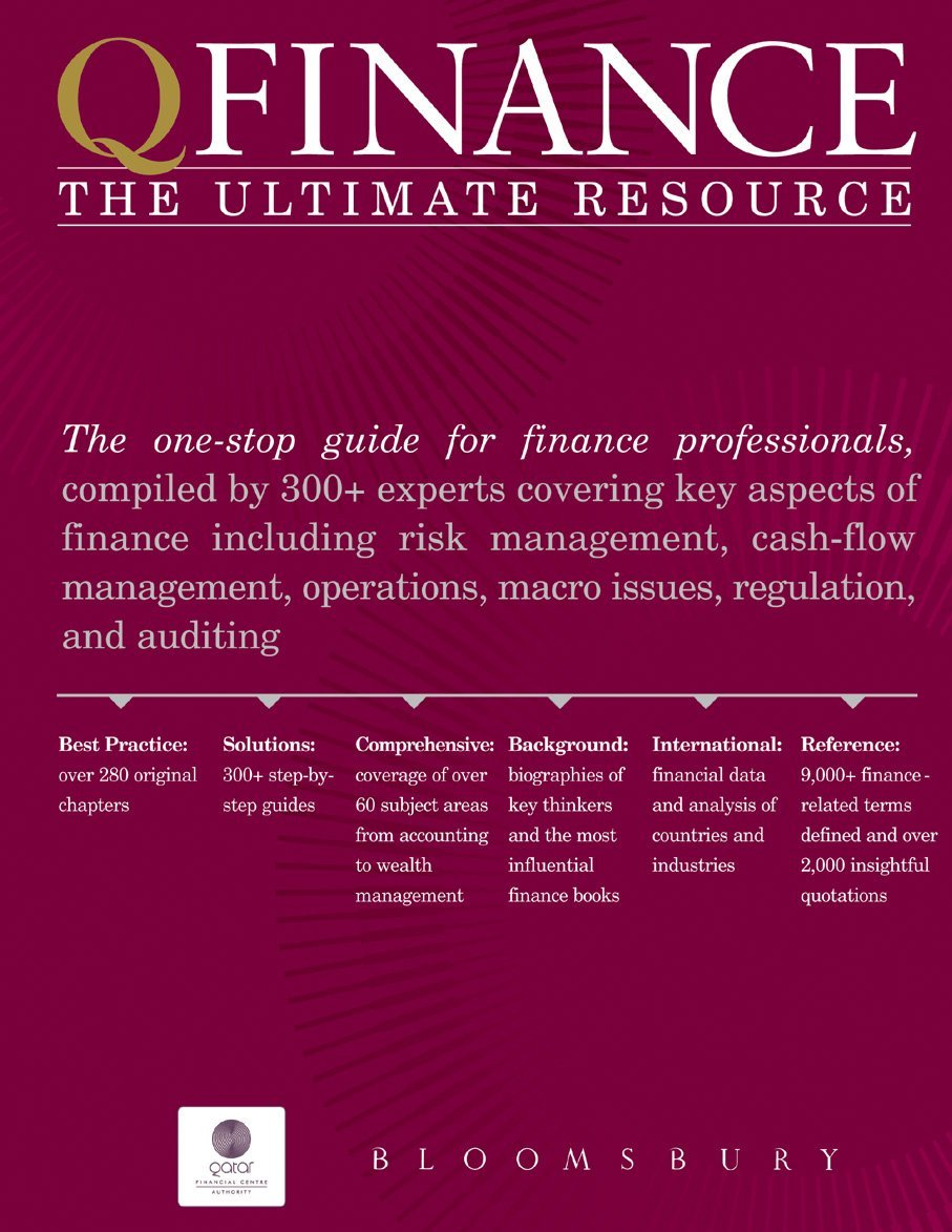QFinance : the Ultimate Resource