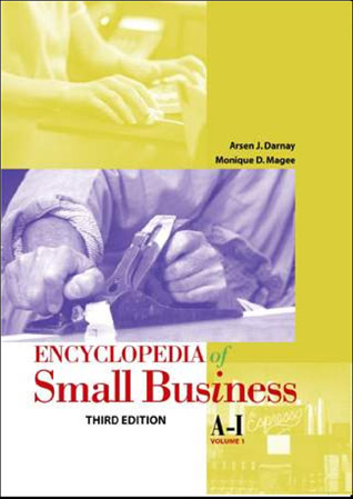 Encyclopedia of Small Business