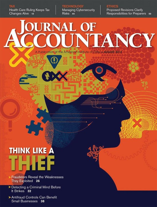 Journal of Accountancy cover image