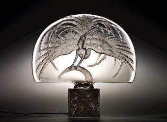 Illuminated Surtout de Table (Table Decoration)