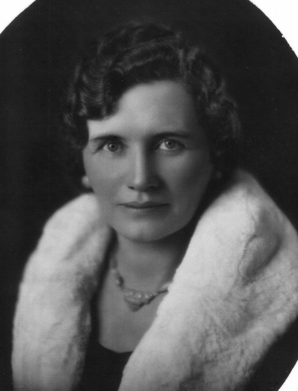 Mabel Welch, El Paso's first woman architect