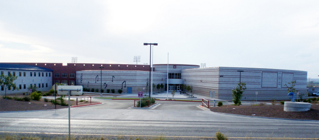 Canutillo High School