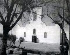 Old Socorro Mission