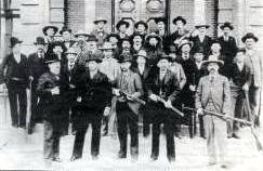 Texas Rangers   Courtesy of the Southwest Collection, El Paso Public Library