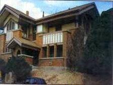 Henry Trost home El Paso Texas
