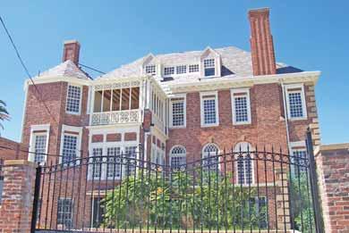 Former McKee home