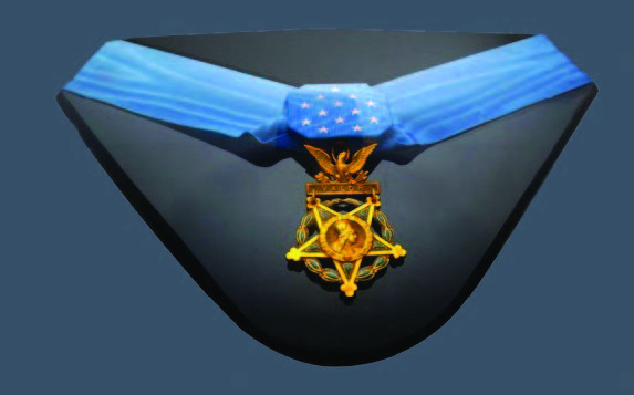 Photograph of the U.S. Army Congressional Medal of Honor