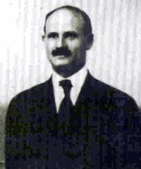 El Paso businessman, Hayman Krupp, circa 1910