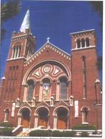 Saint Patrick's Cathedral graces downtown El Paso