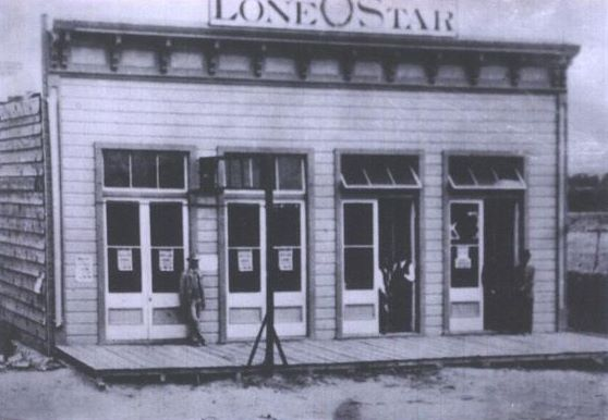 The Lone Star building, 10 W. Overland Street, El Paso