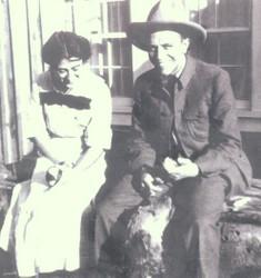 Aldo and Estela Leopold