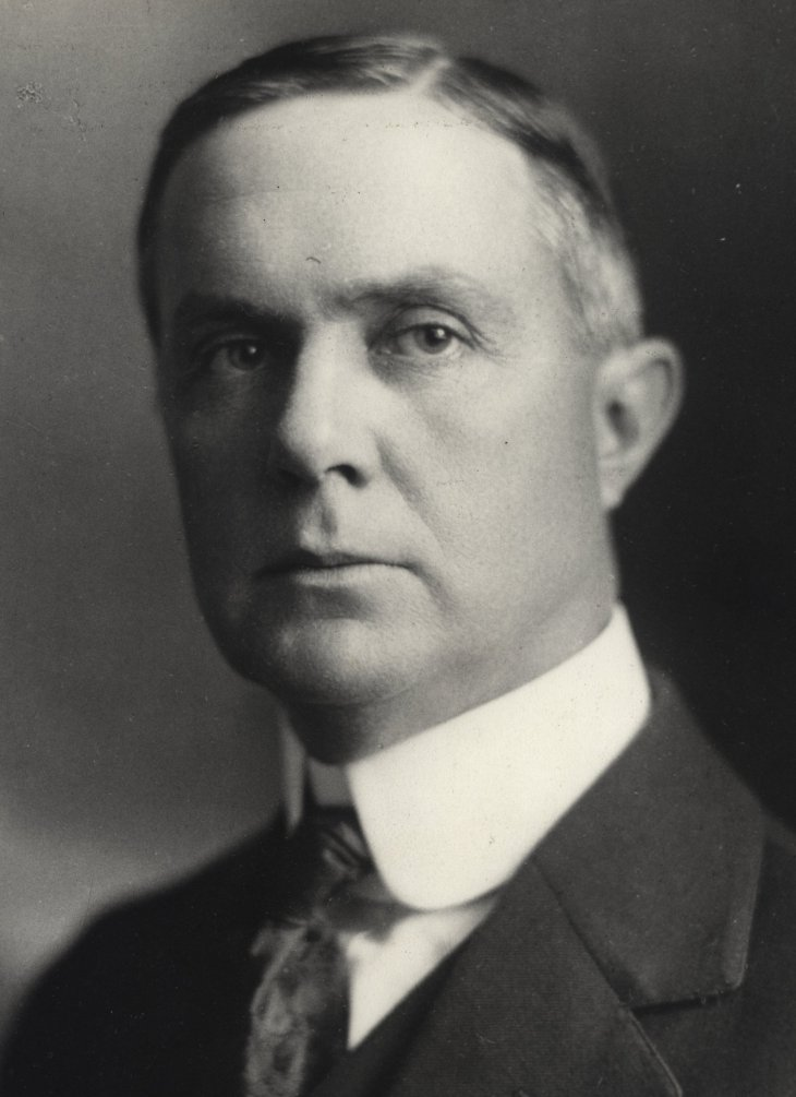 Richard Fenner Burges, El Paso Lawyer and World War I veteran