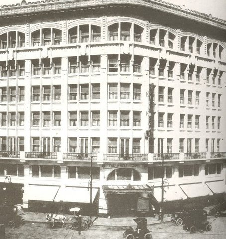 White House Department Store built by Henry Trost