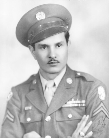 David Tellez, Bataan Survivor, POW