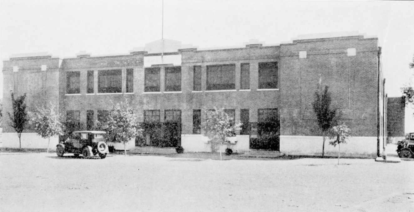 Bowie High School, El Paso, Texas