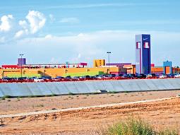Outlet Mall, Canutillo, Texas