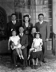 Kurita family, Japanese immigrants to El Paso