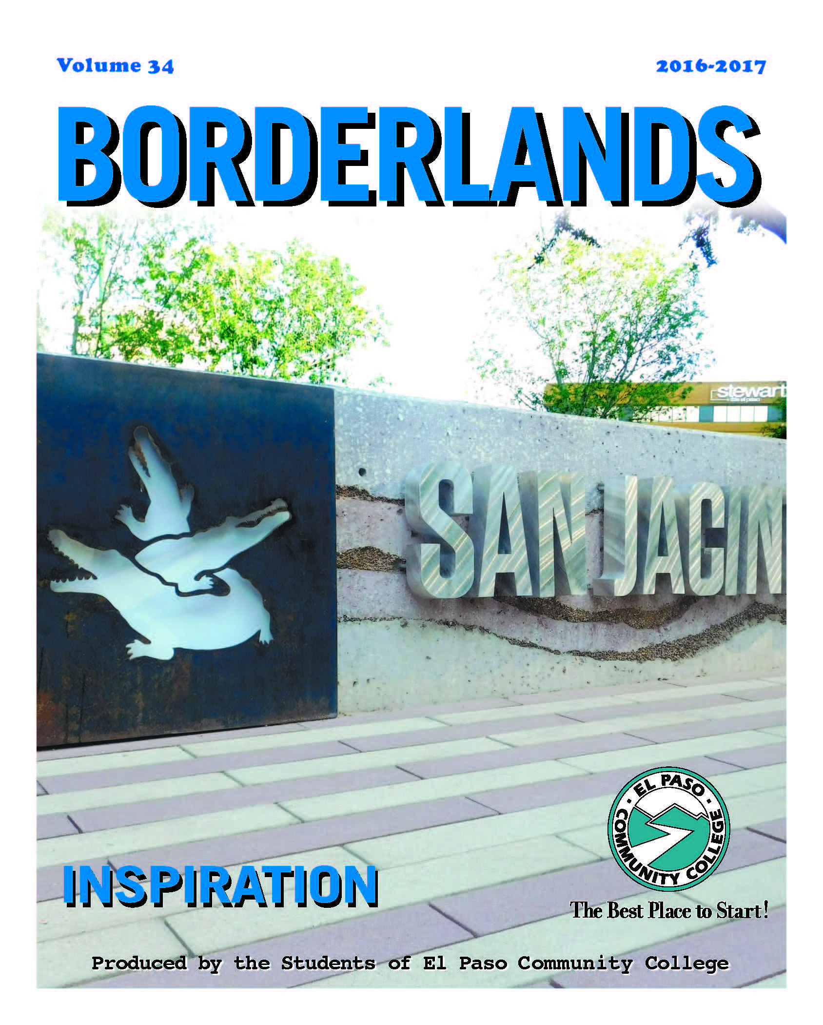 Borderlands 34 : Inspiration