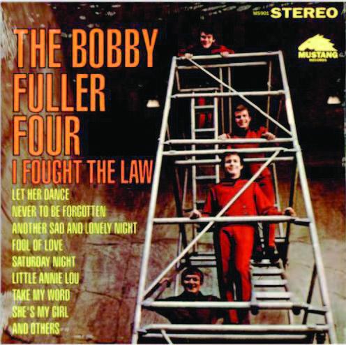 Bobby Fuller record album